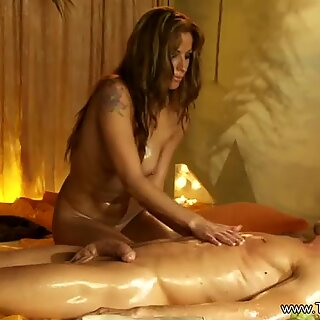 Turkish Massage Makes His Penis Harder And Enjoy The Moment