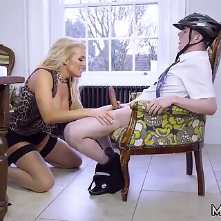Having Her Way With A Rookie - Jane Way