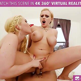 VRBangers.com - HOT BRIDESMAID FUCK VR PORN