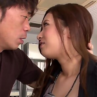Yui Kasuga Fucked And Jizzed On Her Natural Tits - More At