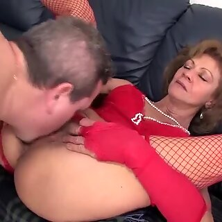 first time buttravage fuck for 85 years old granny
