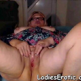 LadiesErotiC Homemade webcam Granny Masturbation