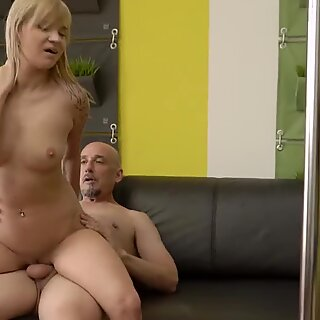 Old associate s step sister and german mom Would you pole-dance on my dick?