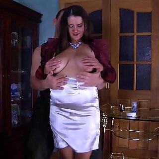 Russian Mature - Emilia 24