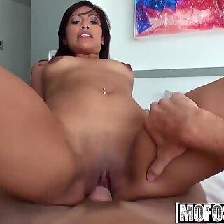 Mofos - Latina Sex Tapes - (Alliyah Sky) - Latina Lucky Day Off