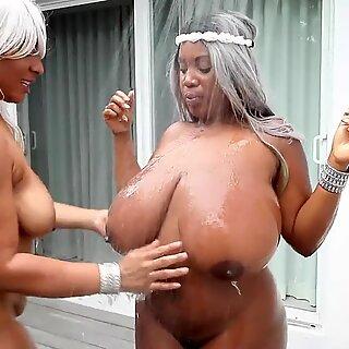 maserati caramel shower have fun